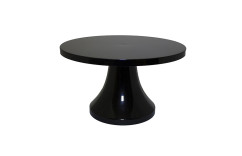 "14"" Black Tux Cake Stand"